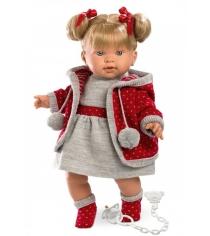 Кукла Llorens Juan Пиппа 42 см L 42254