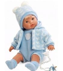 Кукла Llorens Juan Нико 48 см L 48229