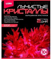 Кристалл лучистый красный Lori Лк-001