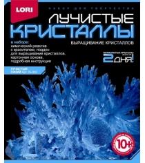 Кристалл лучистый синий Lori Лк-002