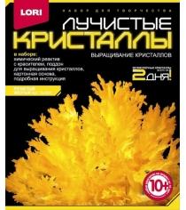 Кристалл лучистый желтый Lori Лк-004