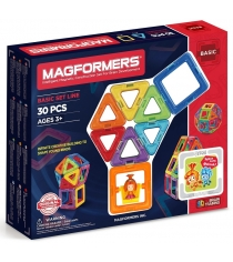 Магнитный конструктор Magformers Standart 63076-30