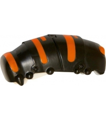 Гусеница магна черная Magna worm MM8930B
