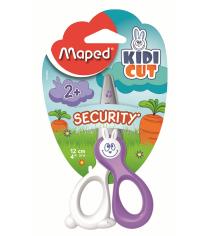 Ножницы Maped 037800 kidicut 12см дошкольные