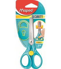 Ножницы Maped 473110 security 3d 13 см школьные блистер
