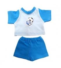 Одежда для кукол Mary Poppins спорт футболка и шорты 216