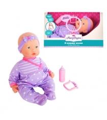 Интерактивная кукла Mary Poppins Маша я морщу носик 37 см 451102
