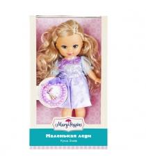Кукла Mary Poppins маленькая леди Элиза с браслетом 25 см 451213