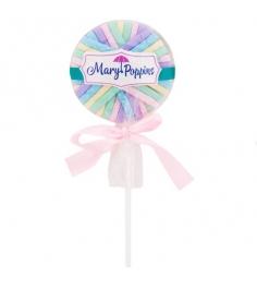 Резинки для волос Mary Poppins средние плоские 25 шт 455034...