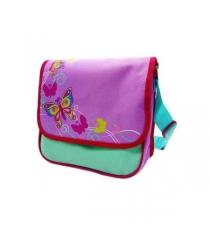 Сумка Mary Poppins Бабочки 30х8х24см 530026