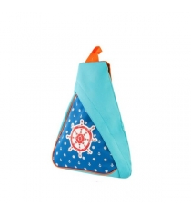 Рюкзак Mary Poppins треугольный Море 530045