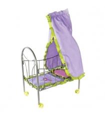 Кровать с балдахином Бабочки 47х27х76 Mary Poppins 67274
