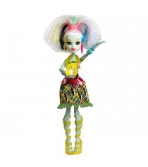 Кукла монстр хай под напряжением электро фрэнки свет Mattel DVH72