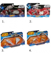 Набор космических кораблей звездные войны 2 штуки Mattel CGW90