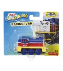 Паровозик thomas & friends иван Mattel FBC36