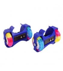 Ролики 2 колеса Moby kids синие 635282