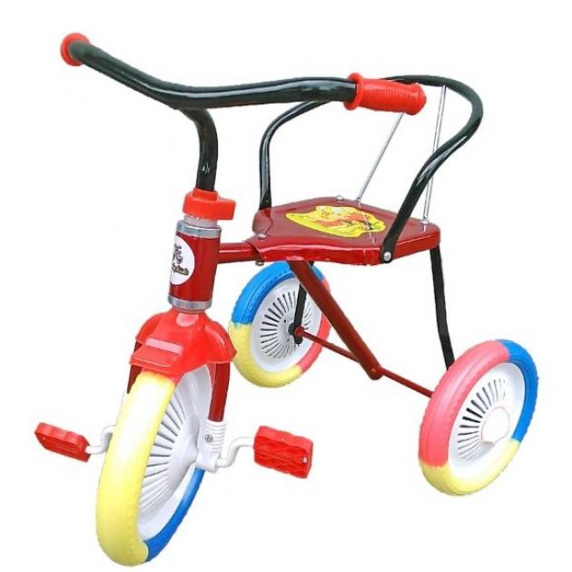 Трёхколёсный велосипед Moby Kids Ёжик-2