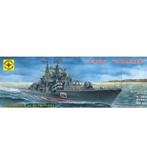 Модель эсминец гремящий Моделист 130034