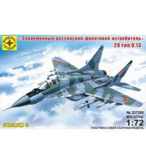 Модель современный российский фронтовой истребитель 1:72 Моделист 207280
