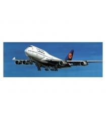 Модель боинг 747 400 люфтганза 1:300 Моделист 230031
