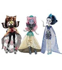 Кукла monster high новые персонажи из серии boo york Monster High CHW64...