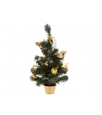 Ель новогодняя с украшением 40 см Monte Christmas 6140339/6140420