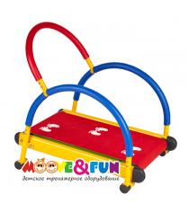Детская беговая дорожка SH-01C Moove&Fun