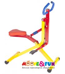 Детский райдер наездник SH-08 Moove&Fun