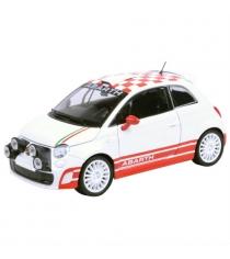 Motormax Abarth 500 R3T 1:24