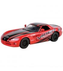 Motormax GT Racing 2003 Dodge Viper SRT10 1:24