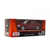 Motormax Премиум коллекции Японская серия бордовая Toyota Corolla