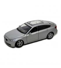 Motormax 2010 BMW 5 Series GT в масштабе 1:24 серебристая