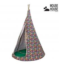 Гамак Mouse house буквы разноцветные диаметр 80 см 6593...