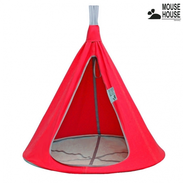 Гамак Mouse house вишня диаметр 110 см 6594