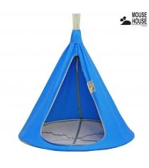Гамак Mouse house бирюза темная диаметр 110 см 6598