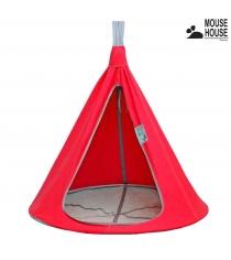 Гамак Mouse house вишня диаметр 140 см 6602