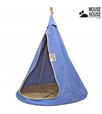 Гамак Mouse house джинс светлый диаметр 140 см 6604