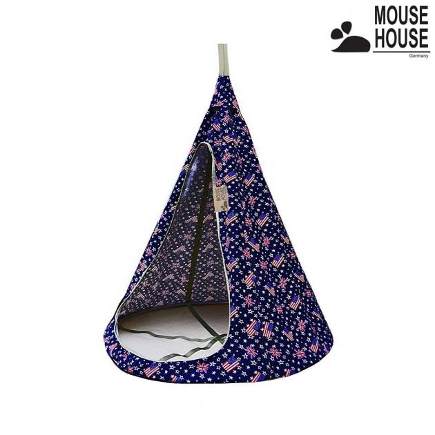 Гамак Mouse house флаги диаметр 110 см 6625