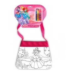 Сумочка для росписи принцессы Multi Art ST-1506-PR