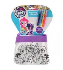 Сумочка для росписи my little pony Multi Art ST-1506-MLP