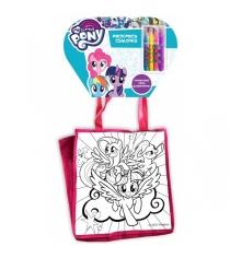 Сумочка для росписи my little pony Multi Art ST-1507-MLP