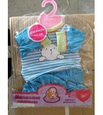 Одежда на вешалке для кукол и пупсов маленькие модники Муси Пуси IT102596