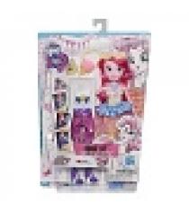 Hasbro equestria girls кукла девочки эквестрии уникальный наряд - пинки пай My Little Pony E1931/E2746