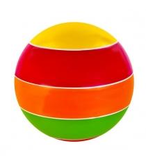 Мяч д 200мм полоса лак Мячи чебоксары с-102лп