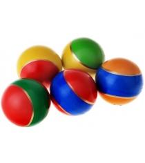 Мяч d100 с полосой лак Мячи чебоксары с-20лп