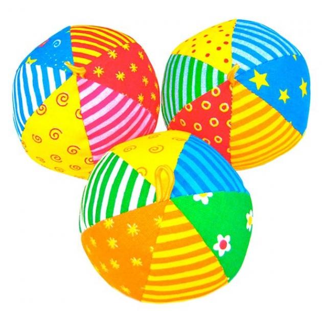 Мячик мякиш радуга с погремушкой Мякиши Р24936