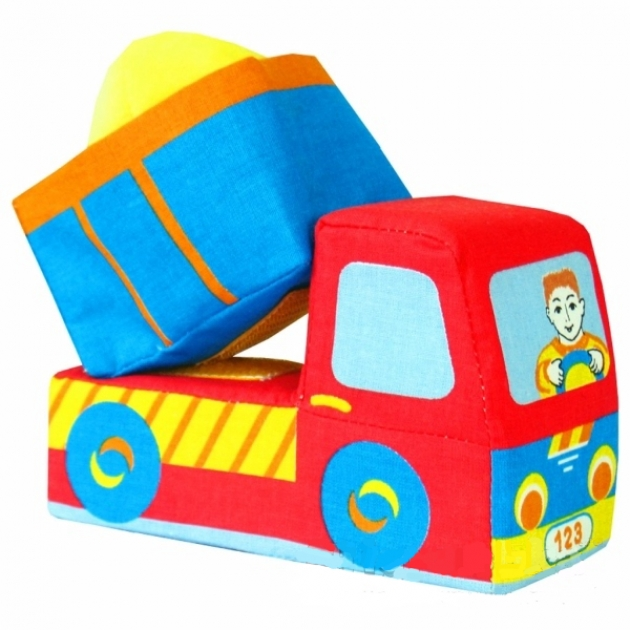 Игрушка машинка грузовичок Мякиши Р25721