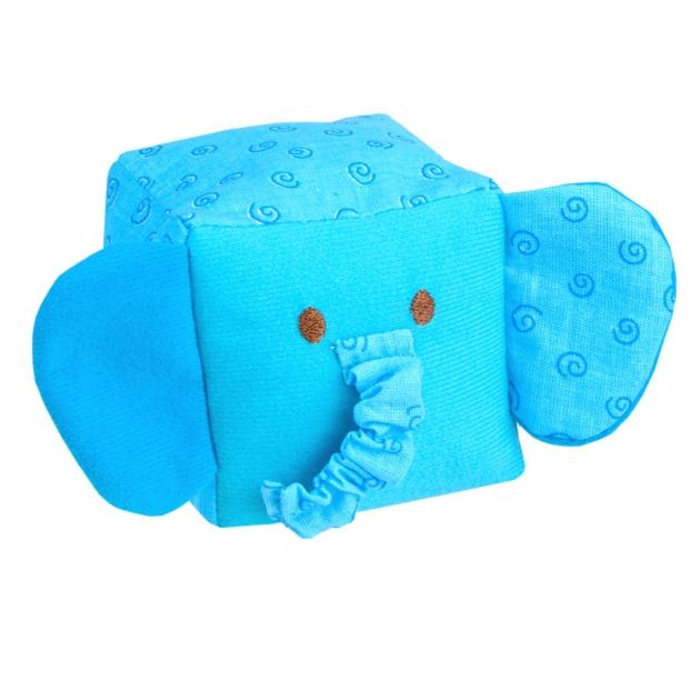 Кубик зоомякиш слоник Мякиши Р68569