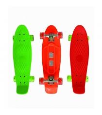 Детский скейтборд свет 68 х 20 см Navigator Т59505