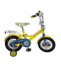 Велосипед Navigator Миньоны желтый ВН12092